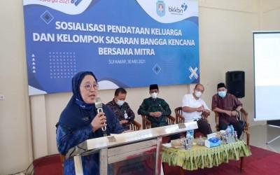 BKKBN dan Komisi IX DPR RI Bersinergi Gelar Sosialisasi Pendataan Keluarga